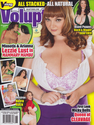 Voluptuous - November 2011