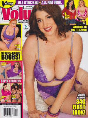Voluptuous - May 2012