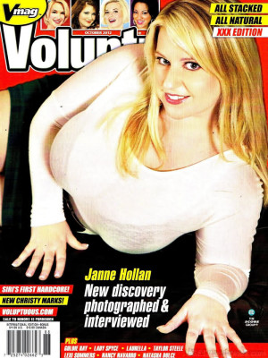 Voluptuous - Oct 2012