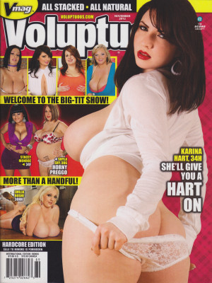 Voluptuous - November 2012