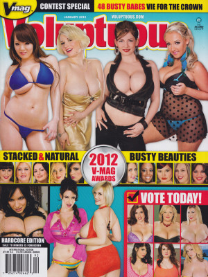 Voluptuous - January 2013