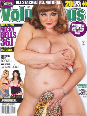 Voluptuous - June 2013