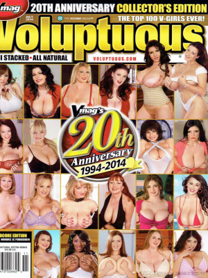 Voluptuous - Jul 2014