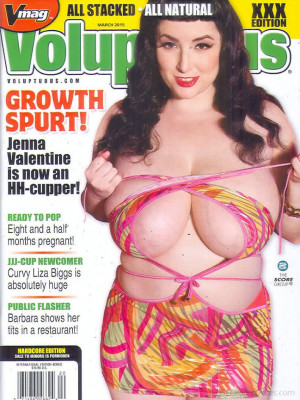 Voluptuous - Mar 2015