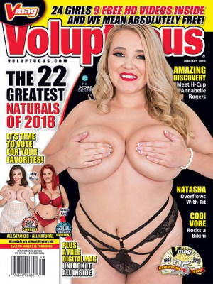 Voluptuous - January 2019
